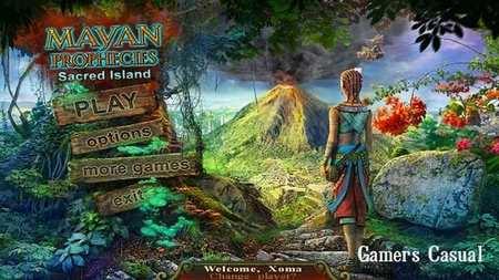 Mayan Prophecies 2: Cursed Island Collector's Edition