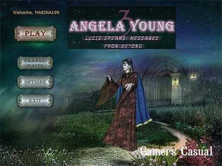 Анжела Янг 3. Вещие сны