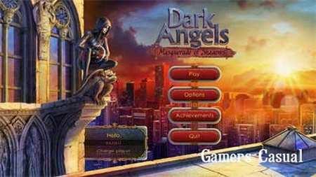 Ангелы тьмы. Маскарад теней