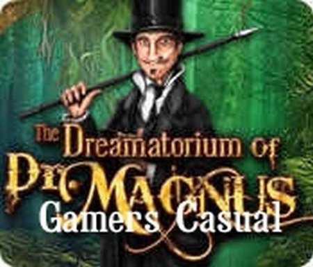 Прохождение игры: The Dreamatorium of Dr. Magnus / Дрематорий доктора Магнуса