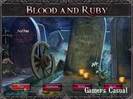 Кровавый рубин