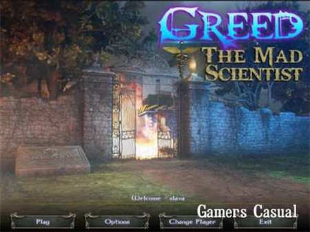 Greed: The Mad Scientist (BETA)