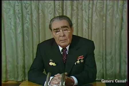 Брежнев - Поздравление с Новым 1979 годом (без купюр)