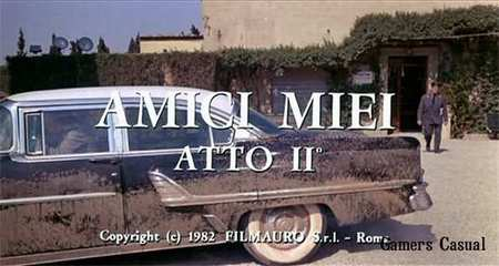 Мои друзья 2 (Мужчины – проказники) / Amici miei atto 2