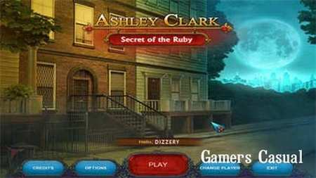 Эшли Кларк. Тайна рубинового кулона