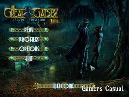 The Great Gatsby: Secret Treasure [BETA]