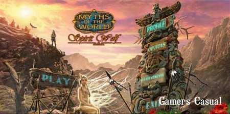 Myths of the World 3: Spirit Wolf