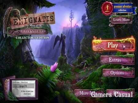 Enigmatis 2: The Mists of Ravenwood Collectors Edition (2013/Eng)