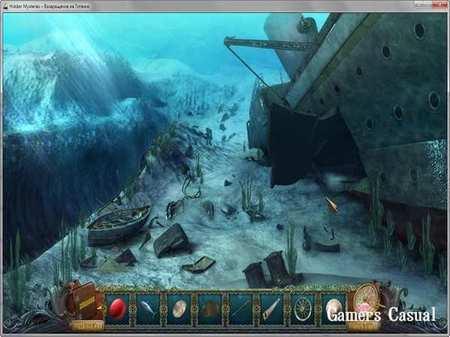 Скрытые тайны 10: Возвращение на Титаник (2013/Rus)