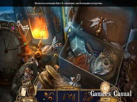 Clockwork Tales: Of Glass and Ink Collectors Edition (2013/Rus)