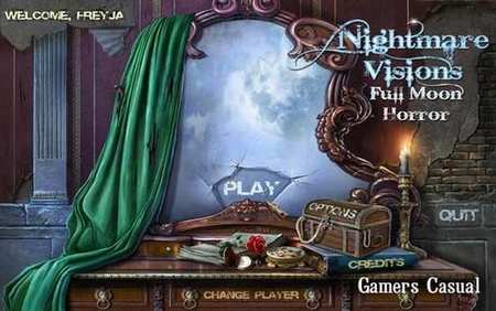 Nightmare Visions: Full Moon Horror (BETA)