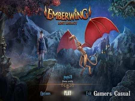 Emberwing: Lost Legacy (2013/Eng) Beta