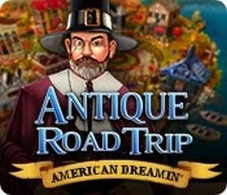 Прохождение игры: Antique Road Trip: American Dreamin'