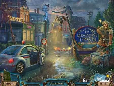 Ghosts of the Past: Bones of Meadows Town (2013/Eng) Beta