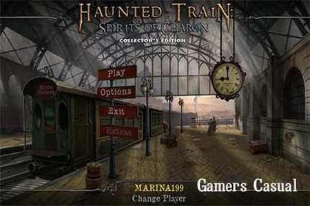 Haunted Train: Spirits of Charon Collector's Edition (2014)