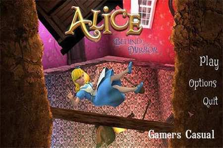 Alice: Behind the Mirror (2014)