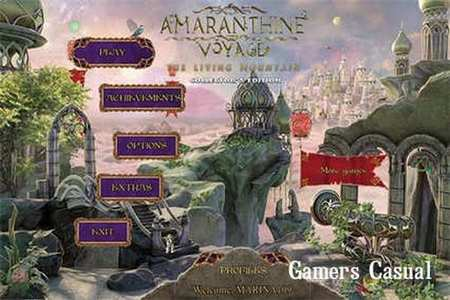 Amaranthine Voyage. The Living Mountain Collector's Edition (2014)