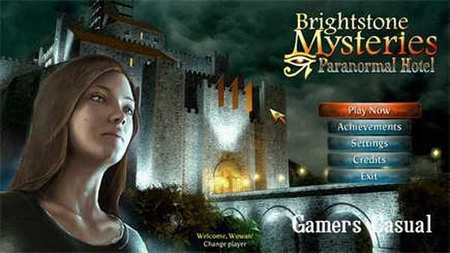 Brightstone Mysteries: Paranormal Hotel (2014)