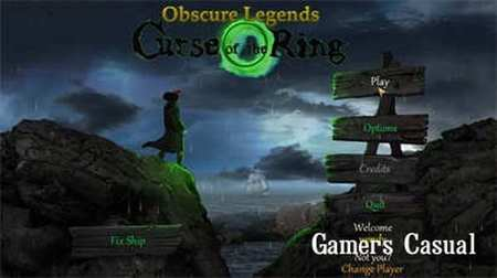 Obscure Legends: Curse of the Ring (2014)