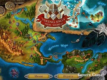 Сага о викинге 2: Новый свет (2014/Rus)