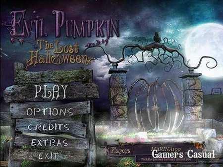 Evil Pumpkin. The Lost Halloween (2014)