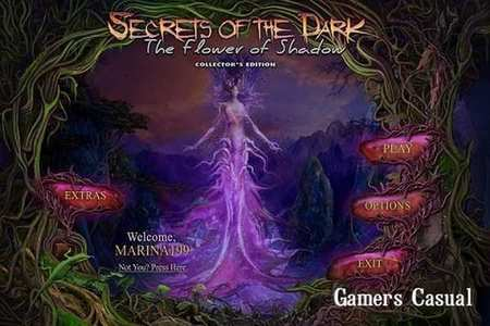 Secrets of the Dark 4: The Flower of Shadow Collector's Edition (2014)