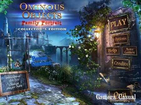 Ominous Objects. Family Portrait Collector's Edition (2014)