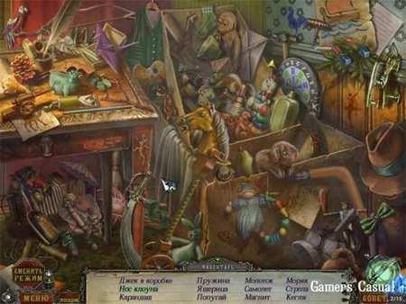 Нашептанные секреты. История Тайдвиля. Коллекционное издание (2014)