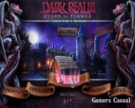 Dark Realm: Queen of Flames Collector's Edition (2014)
