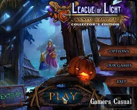 League of Light 2: Wicked Harvest Collector's Edition (2014)