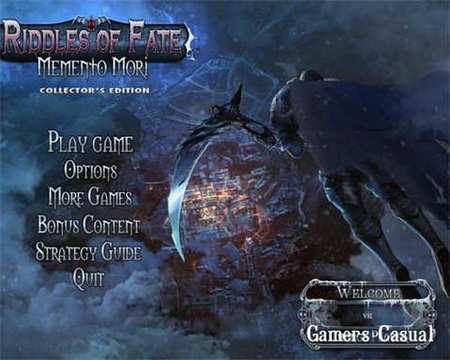 Riddles of Fate 3: Memento Mori Collector's Edition (2014)