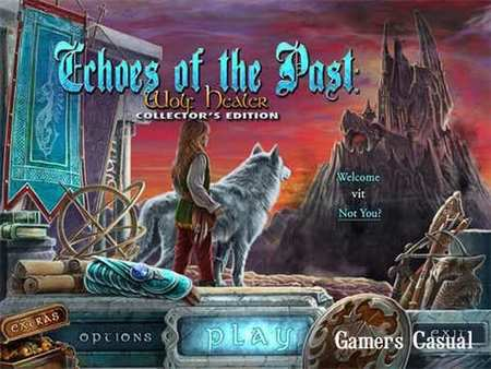 Echoes of the Past 6: Wolf Healer Collector's Edition (2014)