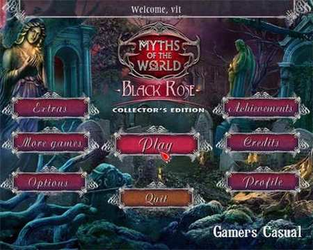Myths of the World 5: Black Rose Collector's Edition (2014)