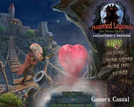 Haunted Legends 5: The Stone Guest Collector's Edition (2014)
