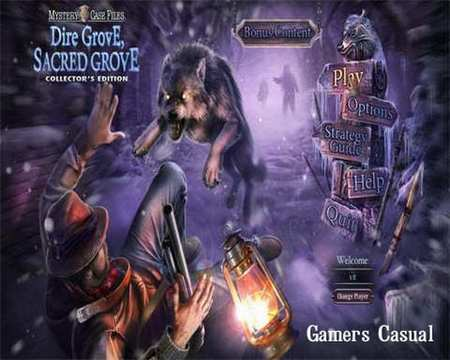 Mystery Case Files 11: Dire Grove, Sacred Grove Collector's Edition (2014)
