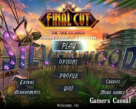 Final Cut 4: The True Escapade Collector's Edition (2014)
