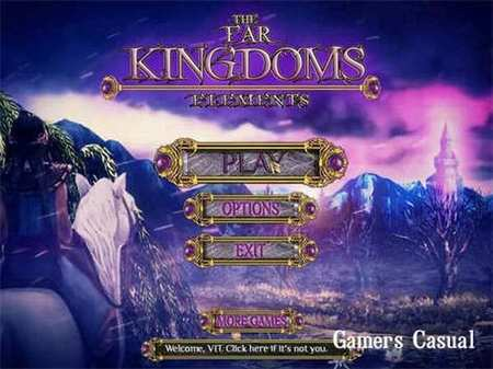 The Far Kingdoms 3: Elements (2014)