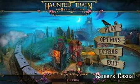Haunted Train 2: Frozen in Time