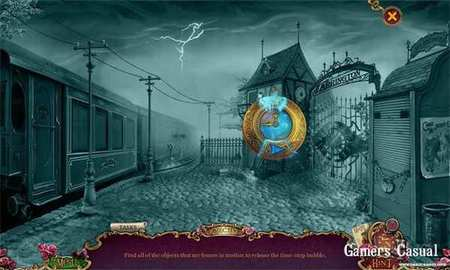 Haunted Train 2: Frozen in Time