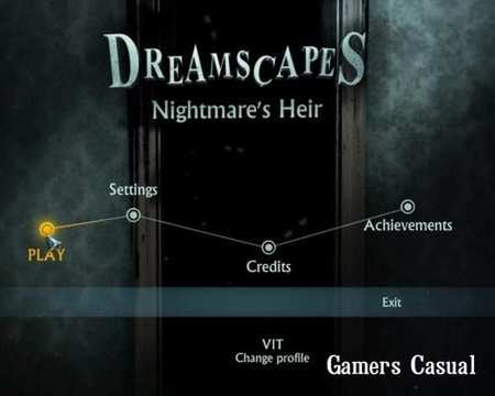 Dreamscapes 2: Nightmare's Heir (2014)