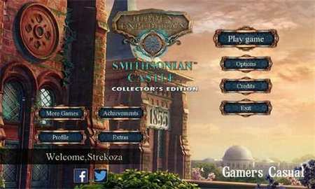 Hidden Expedition 8: Smithsonian Castle Collector's Edition (2014)
