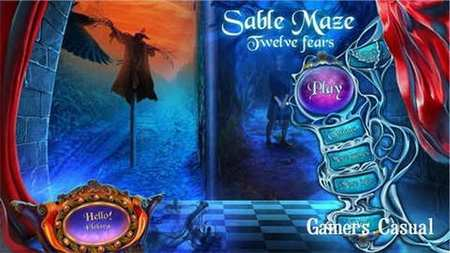 Sable Maze 4: Twelve Fears (BETA)