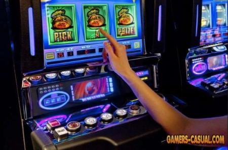 Правила игровых автоматов казино Вулкан