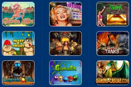 Во что предпочитают играть посетители Champion Casino?