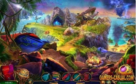 Лабиринты Мира 9. Затерянный остров. Коллекционное издание