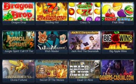 Какие игровые автоматы приносят прибыль в виртуальном казино Vulkan