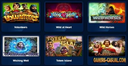 Безграничные возможности развлечений Вулкан казино