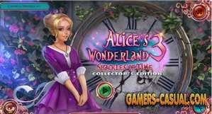 Алиса в стране чудес 3: Оковы времени Коллекционное издание